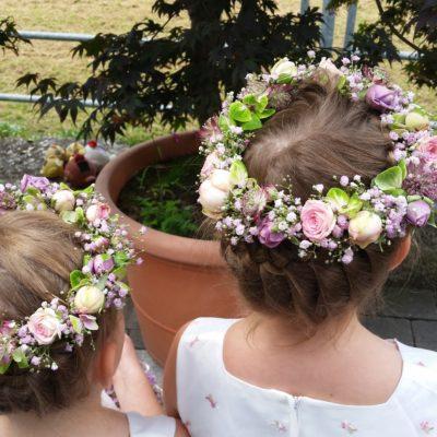 Haarkränze Blumenmädchen